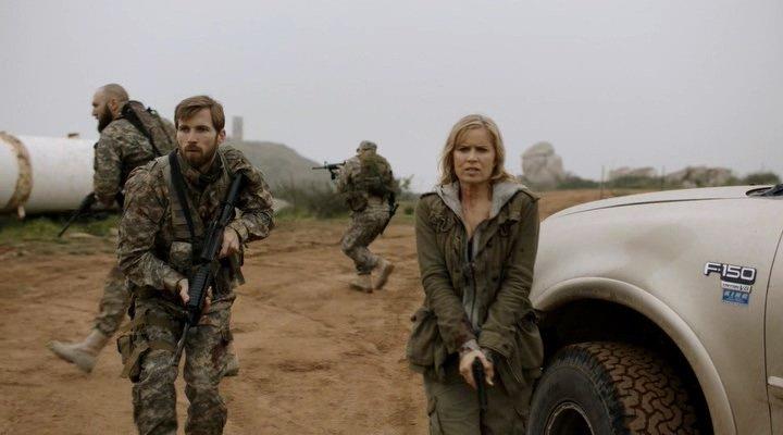 Бойтесь ходячих мертвецов / Fear the Walking Dead (3 сезон/2017) WEB-DLRip