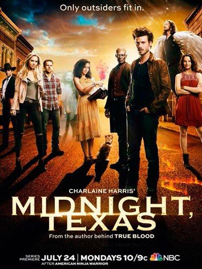 Миднайт, Техас / Midnight, Texas (1 сезон/2017) HDTVRip