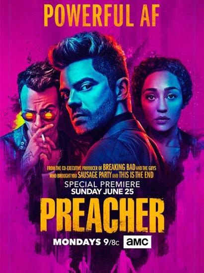 Проповедник / Preacher (2 сезон/2017) HDTVRip