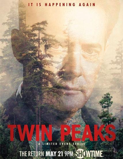 Твин Пикс / Twin Peaks (3 сезон/2017) HDTVRip