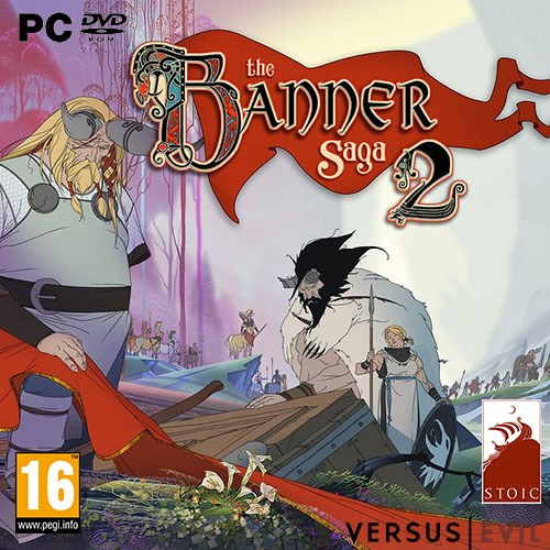 The Banner Saga 2 [GoG] (2016/RUS/ENG/MULTI6/RePack) PC