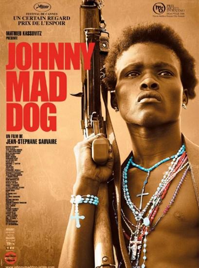 Джонни - Бешеный Пес / Johnny Mad Dog (2008) HDRip
