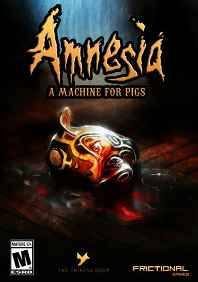 Amnesia: A Machine for Pigs [GoG] (2013/RUS/ENG/Multi/RePack) PC