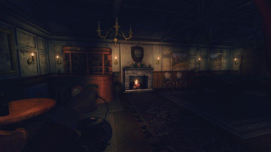 Amnesia: A Machine for Pigs [GoG] (2013/RUS/ENG/Multi/RePack) PC