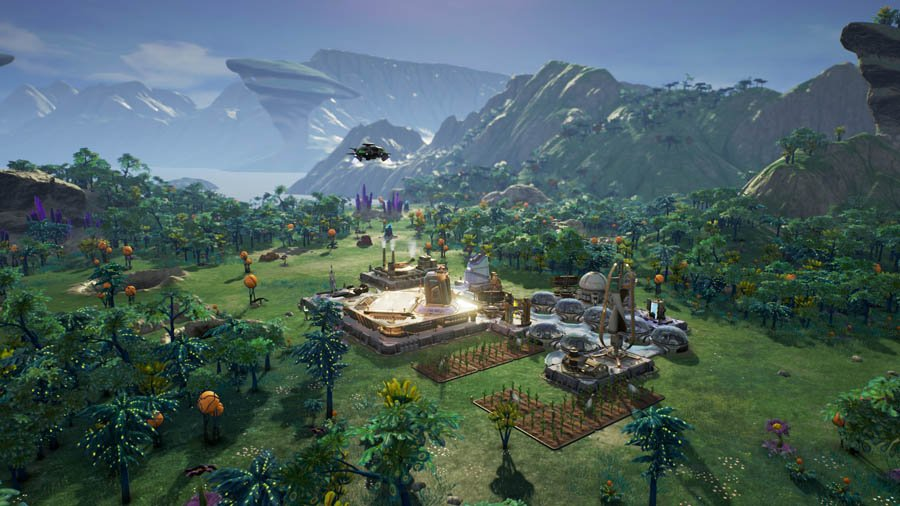 Aven Colony (2017/RUS/ENG/MULTi7/RePack) PC