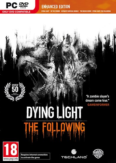 Dying Light: The Following - Enhanced Edition (2016-2017/RUS/ENG/MULTi9/RePack) PC