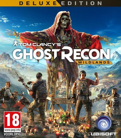 Tom Clancy's Ghost Recon Wildlands (2017/RUS/ENG/RePack) PC