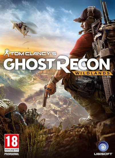 Tom Clancy's Ghost Recon: Wildlands - Deluxe Edition (2017/RUS/ENG/Multi/RePack by xatab) PC