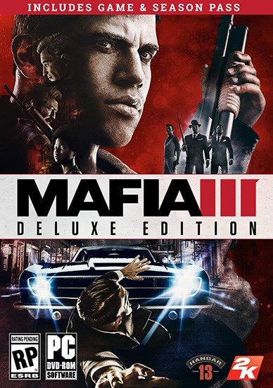 Мафия 3 / Mafia III - Digital Deluxe Edition (2016-2017/RUS/ENG/RePack) PC