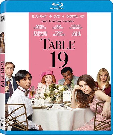 Столик №19 / Table 19 (2017) HDRip