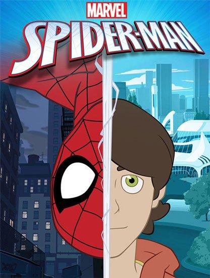 Человек-паук / Spider-Man (1 сезон/2017) WEB-DLRip