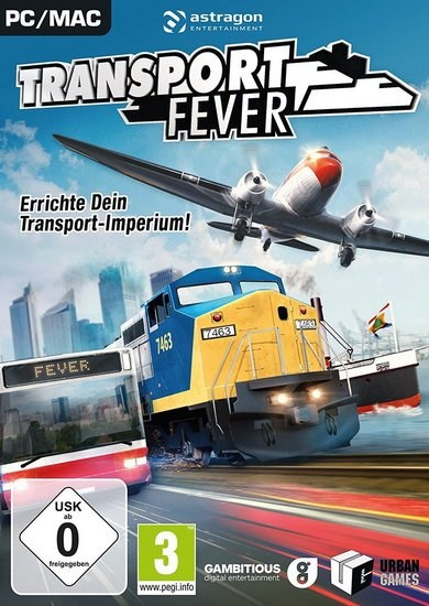 Transport Fever (2016/RUS/ENG/RePack) PC