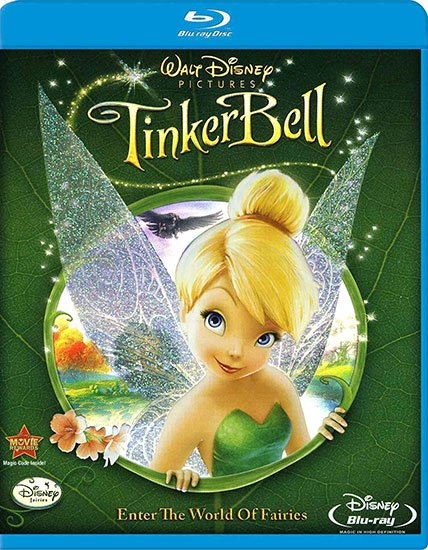 Феи / Tinker Bell (2008) BDRip