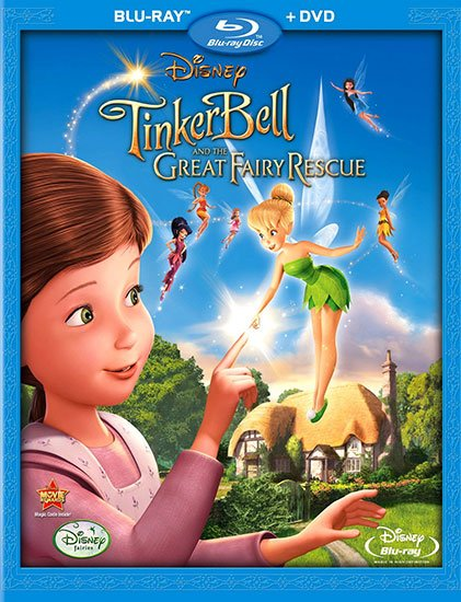 Феи: Волшебное спасение / Tinker Bell and the Great Fairy Rescue (2010) BDRip