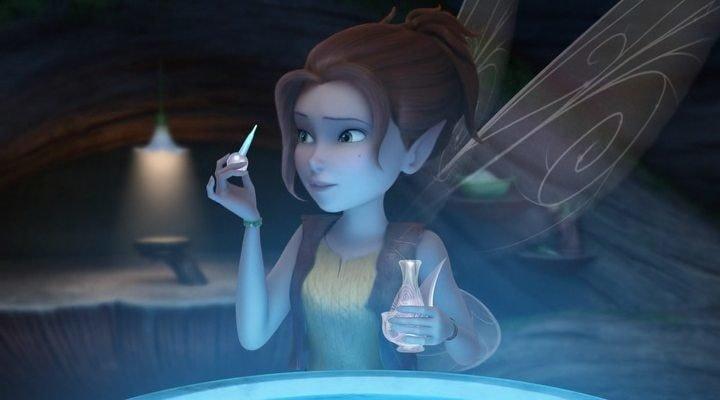 Феи: Загадка пиратского острова / The Pirate Fairy (2014) BDRip