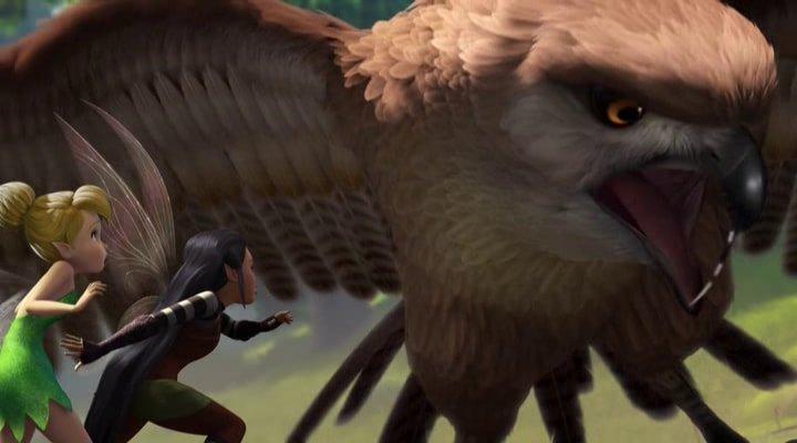 Феи: Легенда о чудовище / Legend of the NeverBeast (2014) BDRip