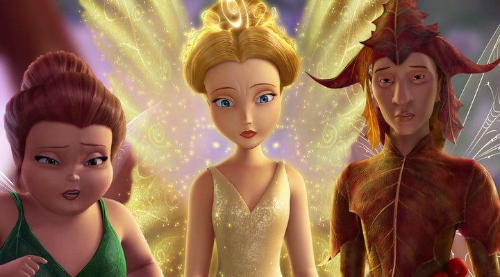 Феи: Потерянное сокровище / Tinker Bell and the Lost Treasure (2009) BDRip