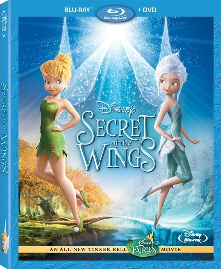 Феи: Тайна зимнего леса / Secret of the Wings (2012) BDRip