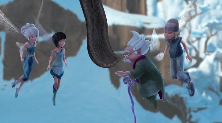 Феи: Тайна зимнего леса / Secret of the Wings (2012) BDRip