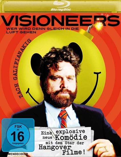 Визионеры / Visioneers (2008/RUS/ENG) HDRip