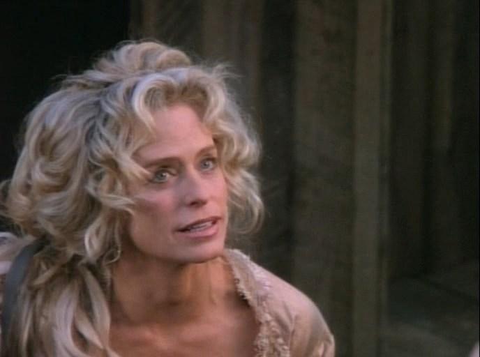 Вместо жены / The Substitute Wife (1994) DVDRip
