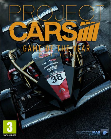 Project CARS (2016/RUS/ENG/RePack) PC