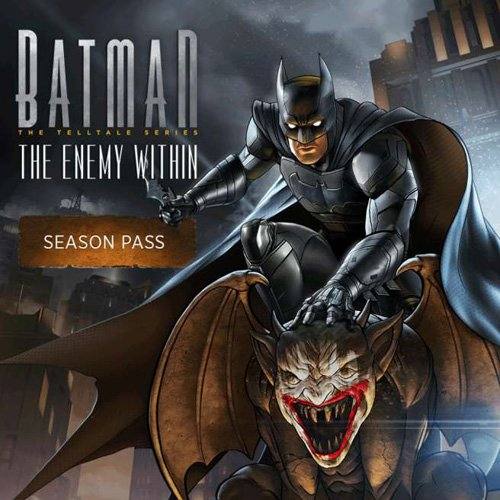 Batman: The Enemy Within - Episode 1 (2017/RUS/ENG/MULTi/RePack) PC