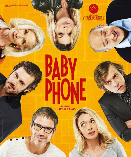 Радионяня / Baby Phone (2017) WEB-DLRip