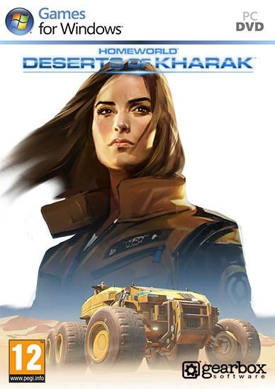 Homeworld: Deserts of Kharak [GoG] (2016/RUS/ENG/MULTi6/RePack) РС