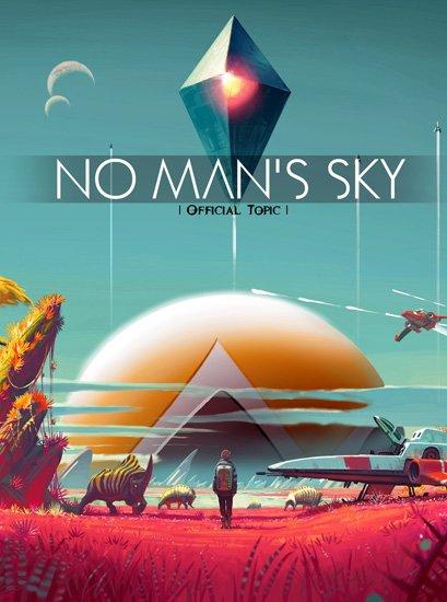 No Man's Sky [GoG] (2016/RUS/ENG/MULTi14/RePack) PC
