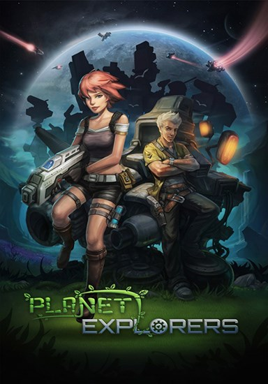 Planet Explorers (2016/RUS/ENG/CHI/RePack) PC