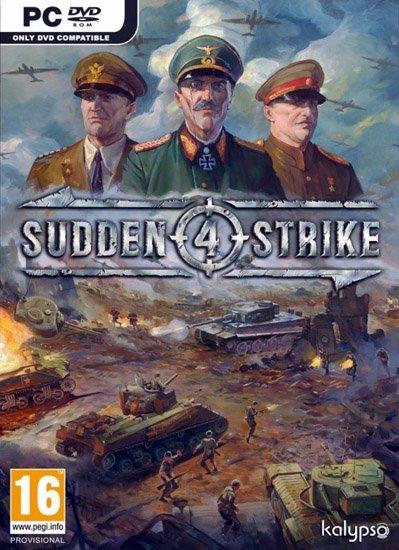 Sudden Strike 4 [GoG] (2017/RUS/ENG/MULTi/RePack) РС