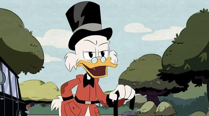 Утиные Истории / DuckTales (1 сезон/2017) WEB-DLRip