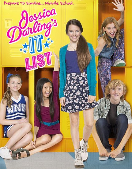 Особый список Джессики Дарлинг / Jessica Darling's It List (2016) WEB-DLRip
