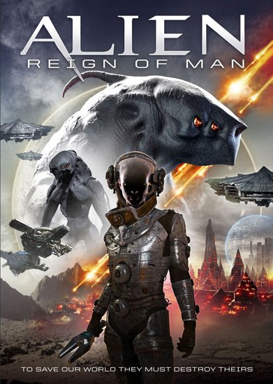 Чужой : Царство человека / Alien Reign of Man (2017) WEB-DLRip | WEB-DL 720p