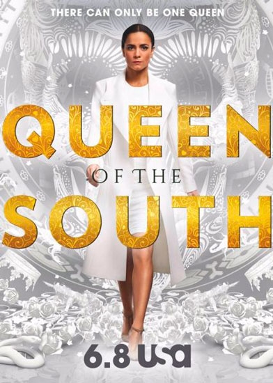 Королева юга / Queen of the South (2 сезон/2017) HDTVRip