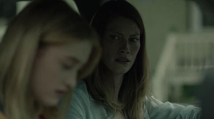 Мгла / The Mist (1 сезон/2017) WEB-DLRip