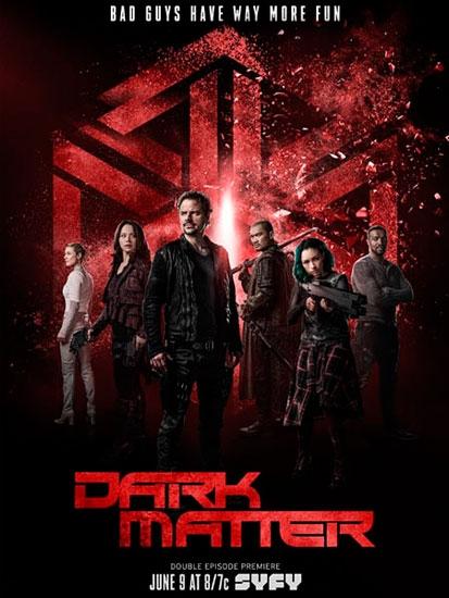 Тёмная материя / Dark Matter (3 сезон/2017) HDTVRip