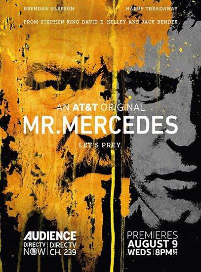 Мистер Мерседес / Mr. Mercedes (1 сезон/2017) WEBRip | WEB-DLRip