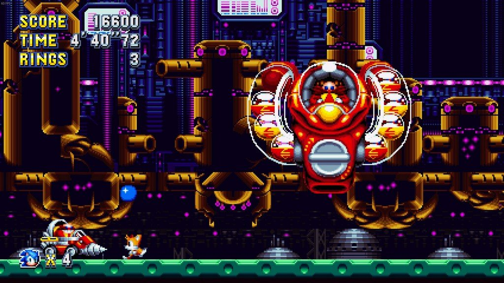 Sonic Mania (2017/ENG/Multi/License) PC