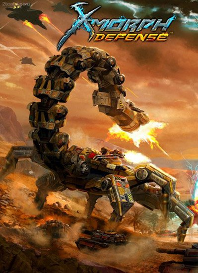 X-Morph: Defense (2017/RUS/ENG/MULTI12/RePack) PC