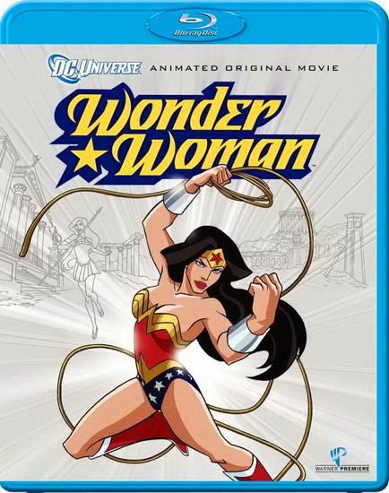 Чудо-Женщина / Wonder Woman (2009) BDRip   BDRip 720p   BDRip 1080p