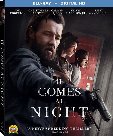 Оно приходит ночью / It Comes at Night (2017) HDRip | BDRip 720p | BDRip 1080p
