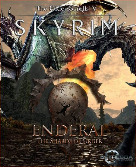 The Elder Scrolls V: Skyrim - Enderal: The Shards of Order (2017/RUS/ENG/Mod/RePack) PC