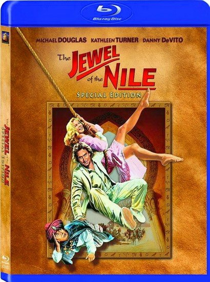 Жемчужина Нила / The Jewel of the Nile (1985) BDRip