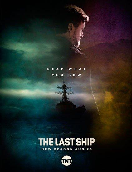 Последний корабль / The Last Ship (4 сезон/2017) HDTVRip