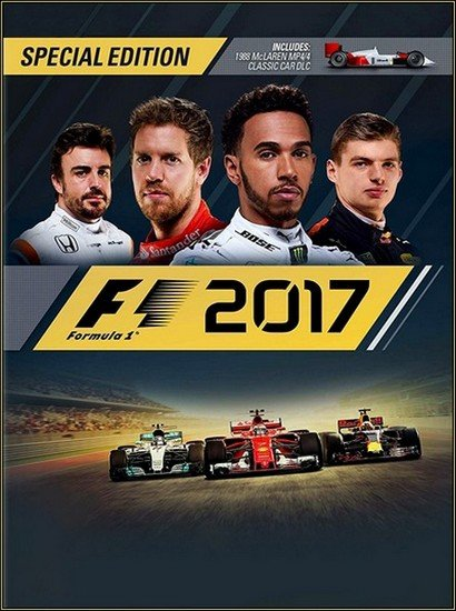 F1 2017 (2017/RUS/ENG/RePack) PC