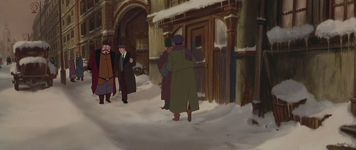 Анастасия / Anastasia (1997) BDRip