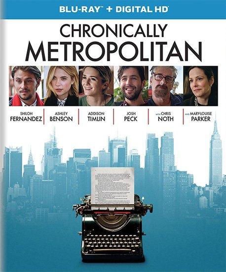 Любовь к большому городу / Chronically Metropolitan (2016) HDRip