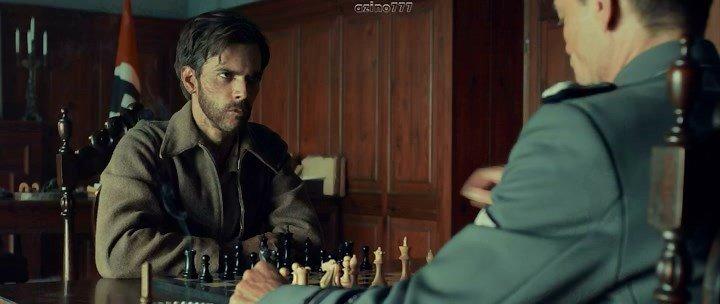 Шахматист / The Chessplayer / El jugador de ajedrez (2017) HDRip